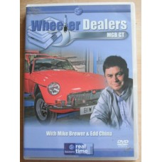 Wheeler Dealers - MGB GT