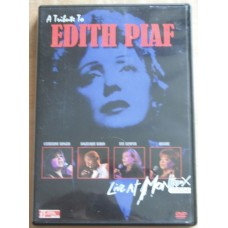 A Tribute To Edith Piaf - Live At Montreux 2004