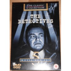 The Detectives 5 movie boxset - the Stranger / Sabotage / Dressed to Kill / Lodger / Suddenly