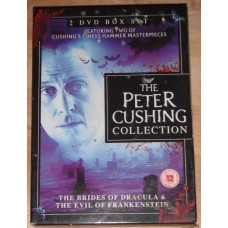 Peter Cushing Collection - Brides of Dracula / Evil of Frankenstein