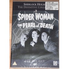 Spider Woman / The Pearl Of Death