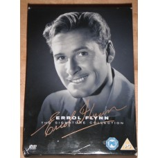 Errol Flynn - Signature Collection Box Set (6 Disc)