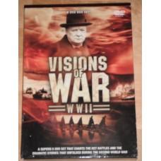 Visions Of War - World War 2 (8 Disc Boxset)