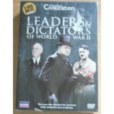 Leaders & Dictators of World War II 3 DVD Boxset