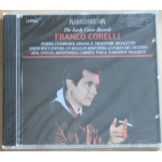 Franco Corelli: The Early Cetra Recordings