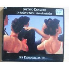 Donizetti: Un Italien A Paris-Melodies