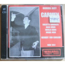 Bizet - Carmen - Wien 1954 Karajan (2 Disc)