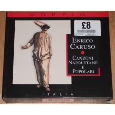 Enrico Caruso Canzoni Napoletane E Popolari (2xCD)