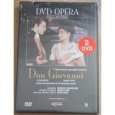 DVD Opera Collection - Don Giovanni Mozart - Harnoncourt - 2xDVD