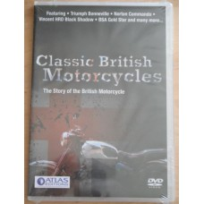 Classic British Motorcycles - Story of the British Motorcycles