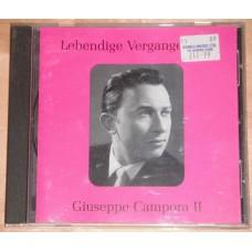 Giuseppe Campora Vol.2 - Lebendige Vergangenheit - verdi La Traviata