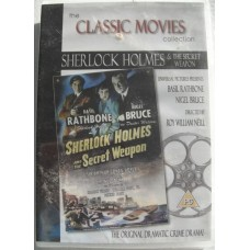Sherlock Holmes & the Secret Weapon