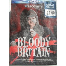Bloody Britain - Rory McGrath 3 Disc Boxset