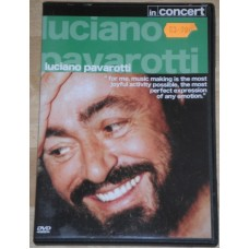 Luciano Pavarotti In Concert At The Gran Teatre Del Liceu