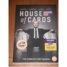 House Of Cards - Season 1 (4xDVD)