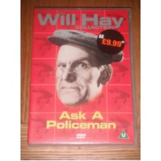 Ask A Policeman - Will Hay Collection