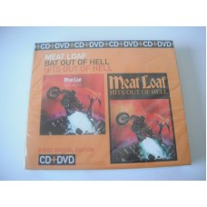 Bat Out Of Hell / Hits Out Of Hell (CD + DVD)