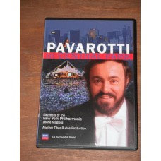Luciano Pavarotti: In Central Park