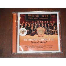 Patrons' Choice, Vol. 2 - Foden's Band Michael Fowles