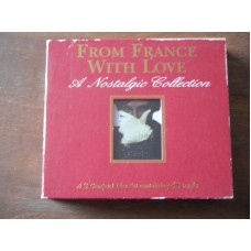 From France With Love  - A Nostalgic Collection (2xCD)