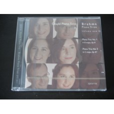 Brahms Piano Trios Volume One - Gould Piano Trio