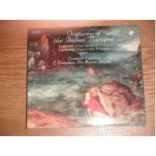 Carissimi - Legrenzi - Oratorios of the Italian Baroque (2xCD)
