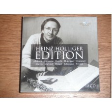 Heinz Holliger - Edition - 10xCD boxset