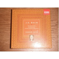 JS Bach - The Organ Works - Werner Jacob (16xCD)