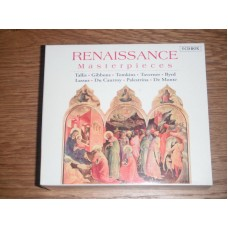 Renaissance Masterpieces - Choir of New College Oxford -  Edward Higginbottom (5xCD)