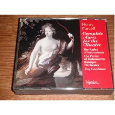 Henry Purcell: Complete Ayres for the Theatre - Roy Goodman Parley (3xCD)