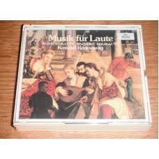 Works For Lute - Konrad Ragossnig (4xCD)