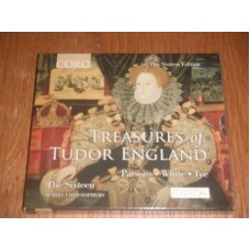 Treasures of Tudor England - Parsons White Tye - Sixteen Harry Chrisphers