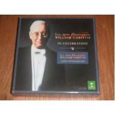 30th Anniversary Les Arts Florissants William Christie In Celebration (6xCD)