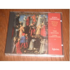 John Taverner Western Wynde Mass - The Sixteen Harry Christophers
