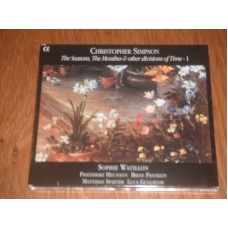 Christopher Simpson - Seasons The Monthes and Other Divisions of Time - Sophie Watillon