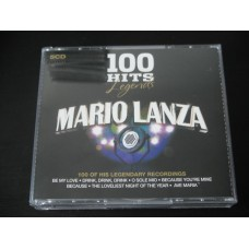 100 Hits Legends - Mario Lanza (5xCD)