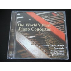 The World's First Piano Concertos - David Owen Norris Sonnerie