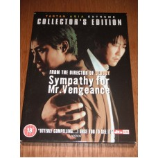 Sympathy For Mr. Vengeance - Collectors Edition