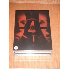 X Files Season 4 Box Set