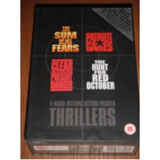 Tom Clancy DVD Box Set
