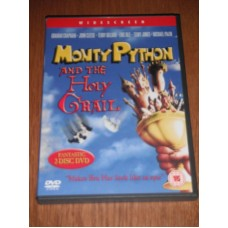 Monty Python and the Holy Grail (Two-disc set)