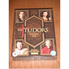 The Tudors: Complete Series 1 And 2