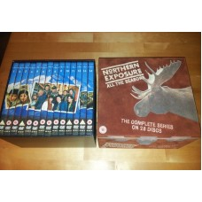 Northern Exposure Complete - All The Seasons (28 disc boxset)
