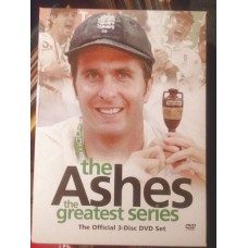 The Ashes - England V Australia 2005 - 3 Disc Box Set