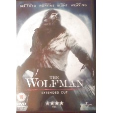 The Wolfman - Extended cut