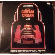 At the Cinema Organ Volume 2 (Mono)
