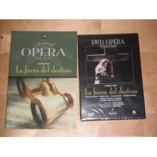 DVD Opera Collection 18 - La Forza Del Destino Verdi