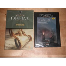 DVD Opera Collection Wagner - Die Walkure - James Levine Disc 2 C-D