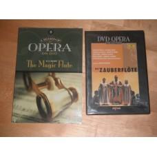DVD Opera Collection 8 Die Zauberflote Mozart - David Hockney James Levine