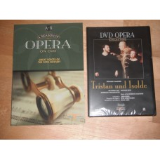 DVD Opera Collection 11 Disc 2 A-B - Tristan Und Isolde Wagner